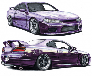 S15 purple